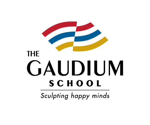 The Gaudium School Retina Logo
