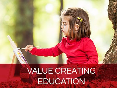 Value Creating Education