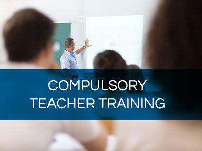 Compulsory Teacher Training