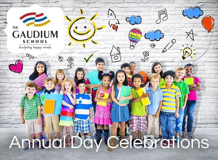 annual day celebration in school report