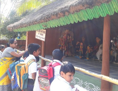 Field Trip To Shliparaamam