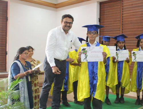 Grade 5 Graduation 2018