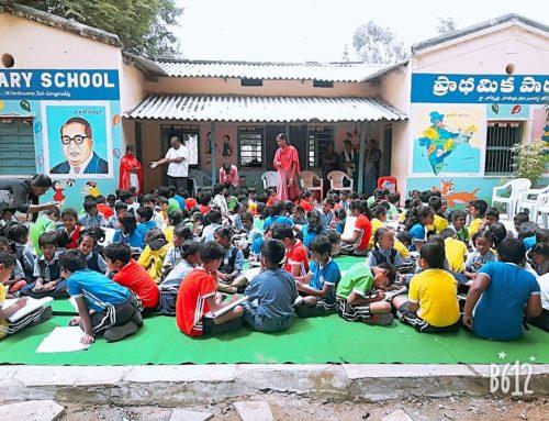 Field Trip To Borabatla Govt. School