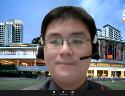 Webinar on National University of Singapore